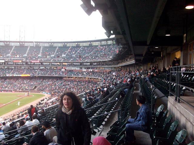 IVLP 2010 - Baseball in San Francisco - 100_1347.JPG