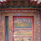 House, Daocheng, Sichuan.