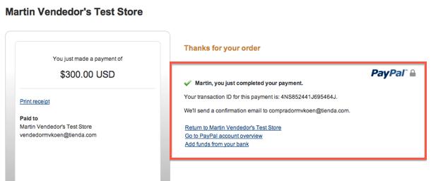 Revisar el funcionamiento de PayPal en WooCommerce