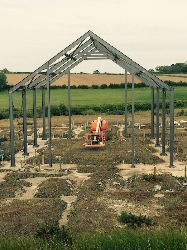 Steelwork Construction - 7