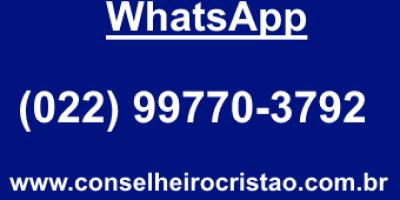 WatsApp Conselheiro Cristao