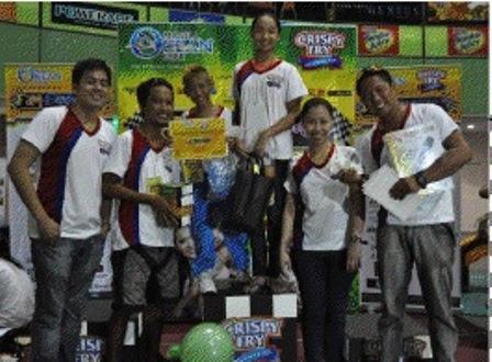 Fam-O-Lympics winners