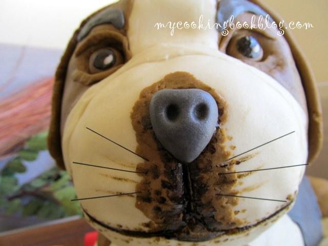 Торта куче Бигъл (Beagle) №2