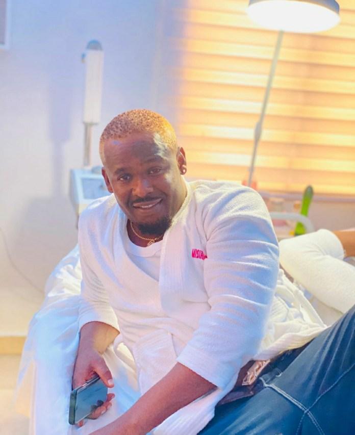 Nollywood Actor, Zubby Micheal Gifts His P.A a Plot Of Land - LegitMoon Blog