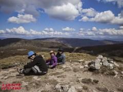 En la cima de Peña Gratal ©aunpasodelacima