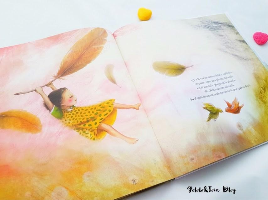 Editorial Uranito, álbum ilustrado Me haces feliz