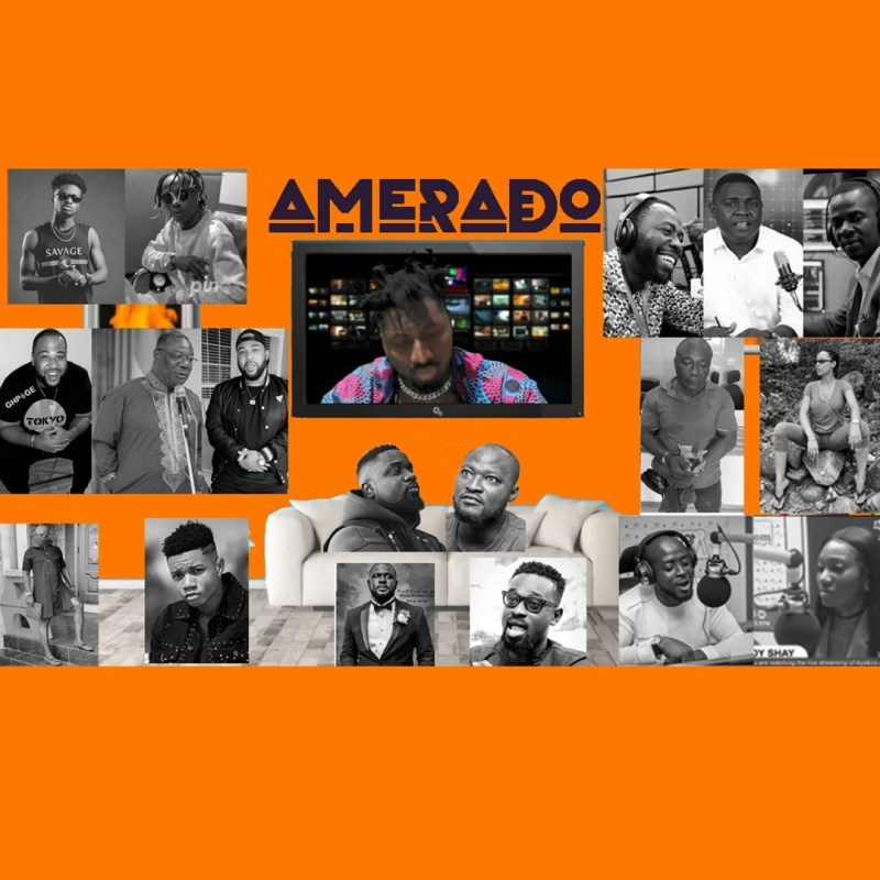 Amerado - Yeete Nsem Episode 4