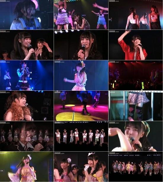 """(LIVE)(公演) AKB48 チーム4 """"アイドルの夜明け"""" 公演 150116 & 140127 & 150202 & 150204"""