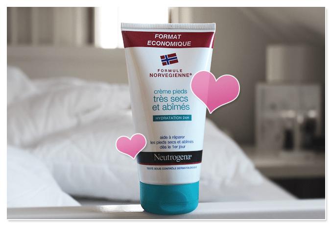 Love it: Neutrogena voetcrème