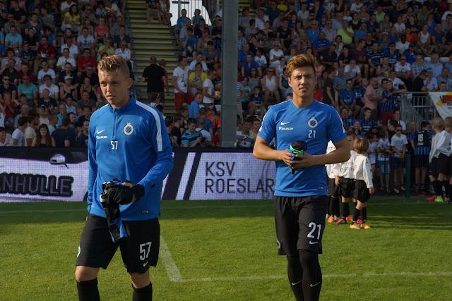 spelers Club Brugge