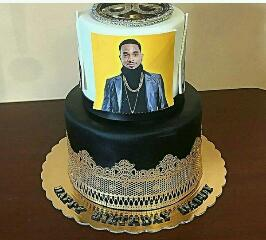 See The Birthday Gift D'banj Received From His Son Daniel On His 37th Birthday(PHOTOS)