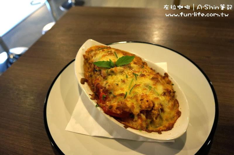 左拉咖啡館Zola-cafe-帕卡農檸檬雞肉焗飯