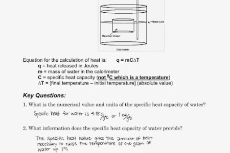 Properties of water pogil answers 4k pictures 4k pictures full pogil chemistry calorimetry array calorimetry worksheet answers image collections worksheet for kids rh fotomomo info best things to wear images on fandeluxe Images