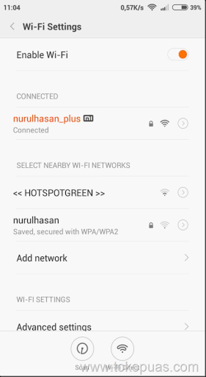 cara menggunakn xiaomi wifi range extender mudah dan cepat