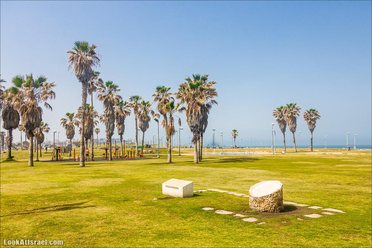 Дом Шмерлинга в Тель Авиве | Shmerling court | יד לחצר שמרלינג | LookAtIsrael.com - Фото путешествия по Израилю