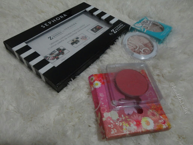 Z-Palette Blush Eyeshadow