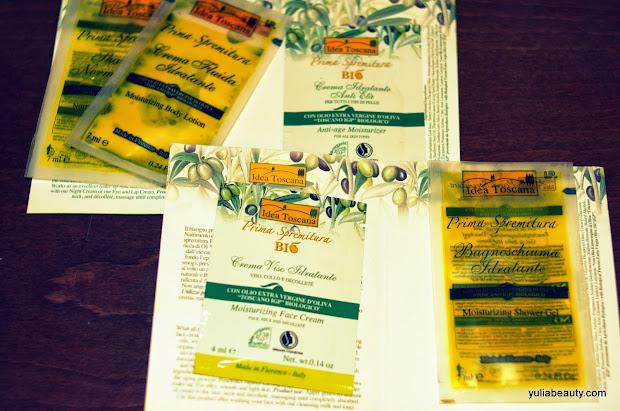 Idea Toscana, бренд косметика