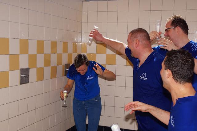 den doop van coach Sofie