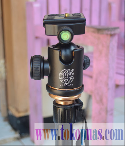 review tripod qzsd 666