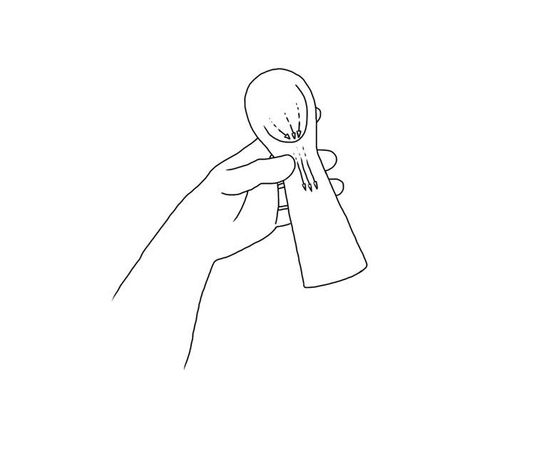 *湯匙胡椒罐:Sogum HuchuHuchu搖一搖還可控量! 8