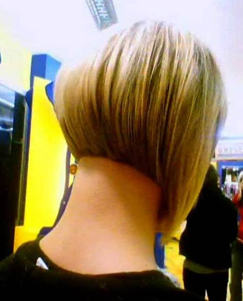 Undercut Short Blunt Bob Haircut 2016 Styles 7