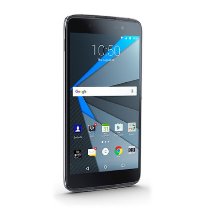 BLACKBERRY UNVEILS THE DTEK50, THE 'WORLD'S MOST SECURE' ANDROID SMARTPHONE price in nigeria