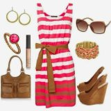 trendy outfit ideas dresses 2016