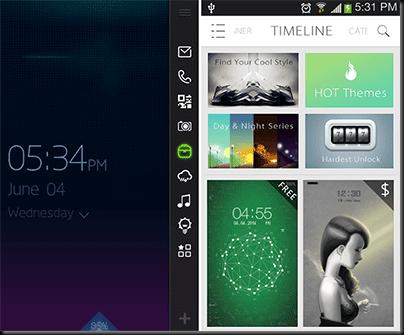 menambah keamanan lockscreen smartphopne android
