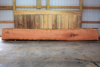 Cherry 330-3  Length 20', Max Width (inches) 30 Min Width (inches) 25 Thickness 10/4  Notes : Kiln Dried