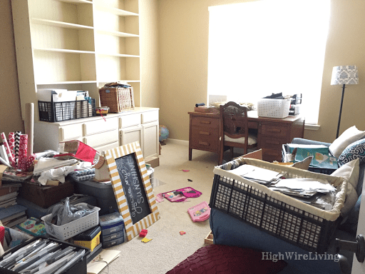 move in office