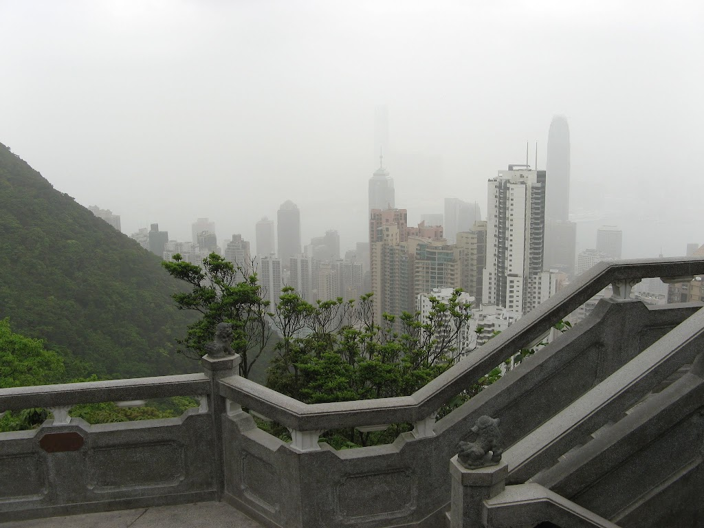 0390City from Victoria Peak