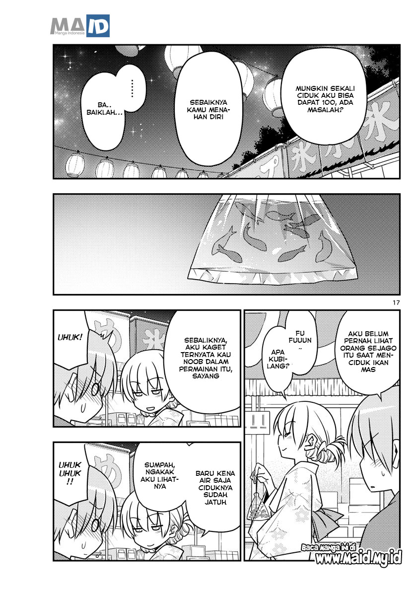 Tonikaku Kawaii: Chapter 80 - Page 19