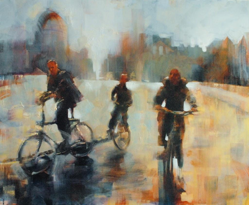 les_cyclistes_du_pont