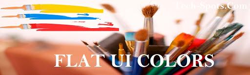 Flat UI Colors Color Picker