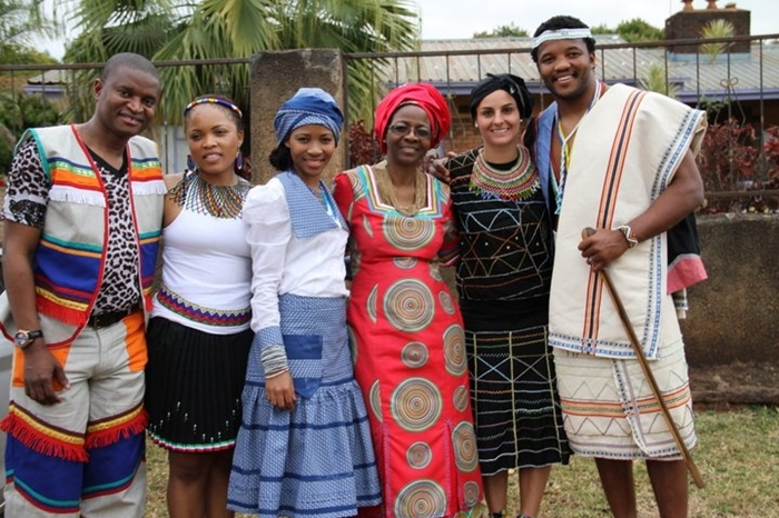 latest south african tswana traditional dresses for 2016 fashionte