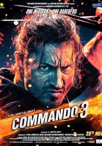 Commando%2B3 Commando 3 (2019) Full Movie Download 300MB 480P PDVD HD Hindi