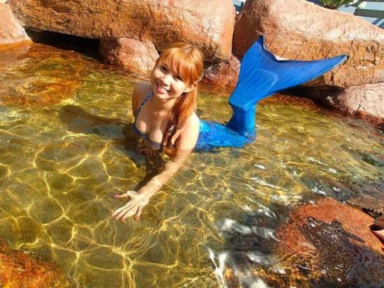 mermaid swim manila ocean park