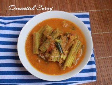Drumstick curry1