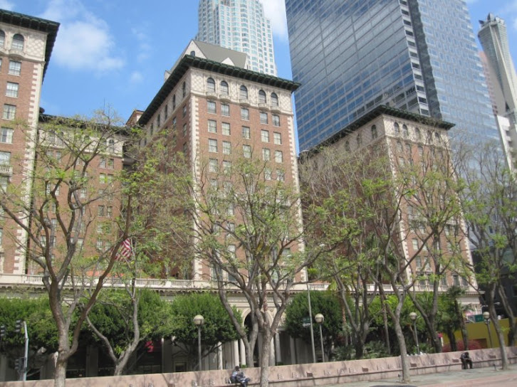 Downtown Los Angeles Architectural Walking Tour (4/6)