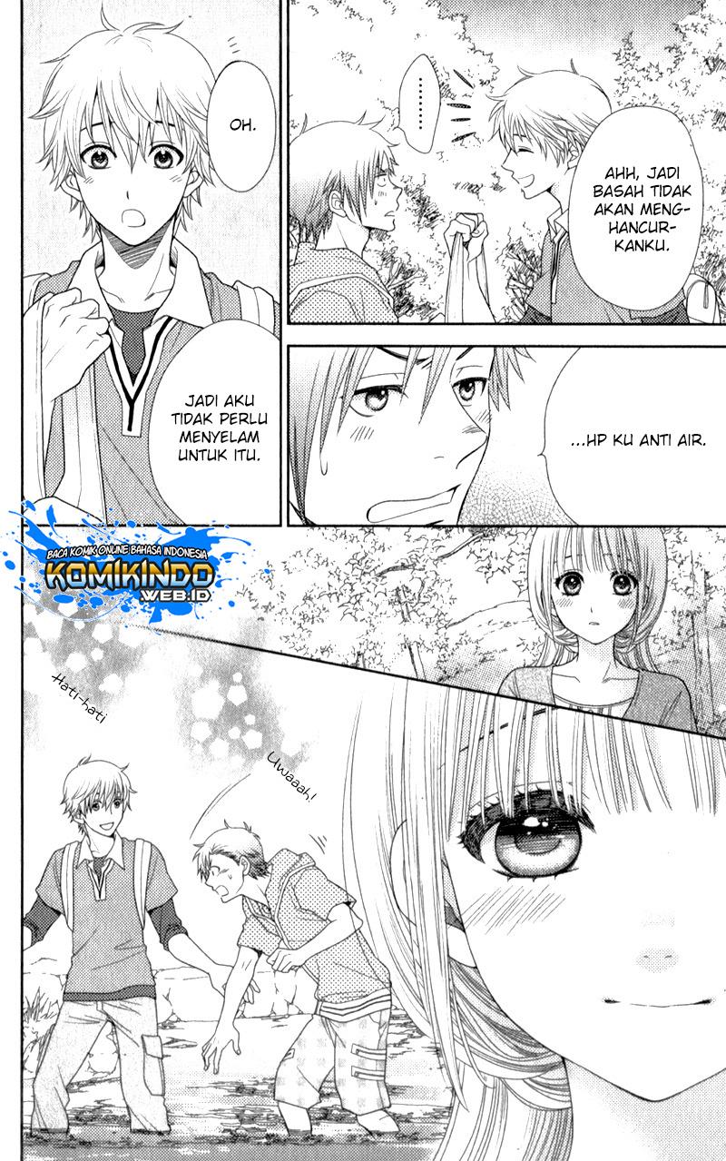 Nanoka no Kare: Chapter 15 - Page 21