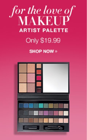 For The Love of Makeup Artist Palette Shop This Palette >>>