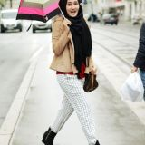 casual hijab fashion style 2016