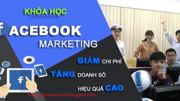 Facebook marketing Tiếng Việt