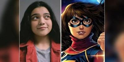 Marvel Studios shared highlights of the first Pakistani Muslim superhero girl. Watch Trailer