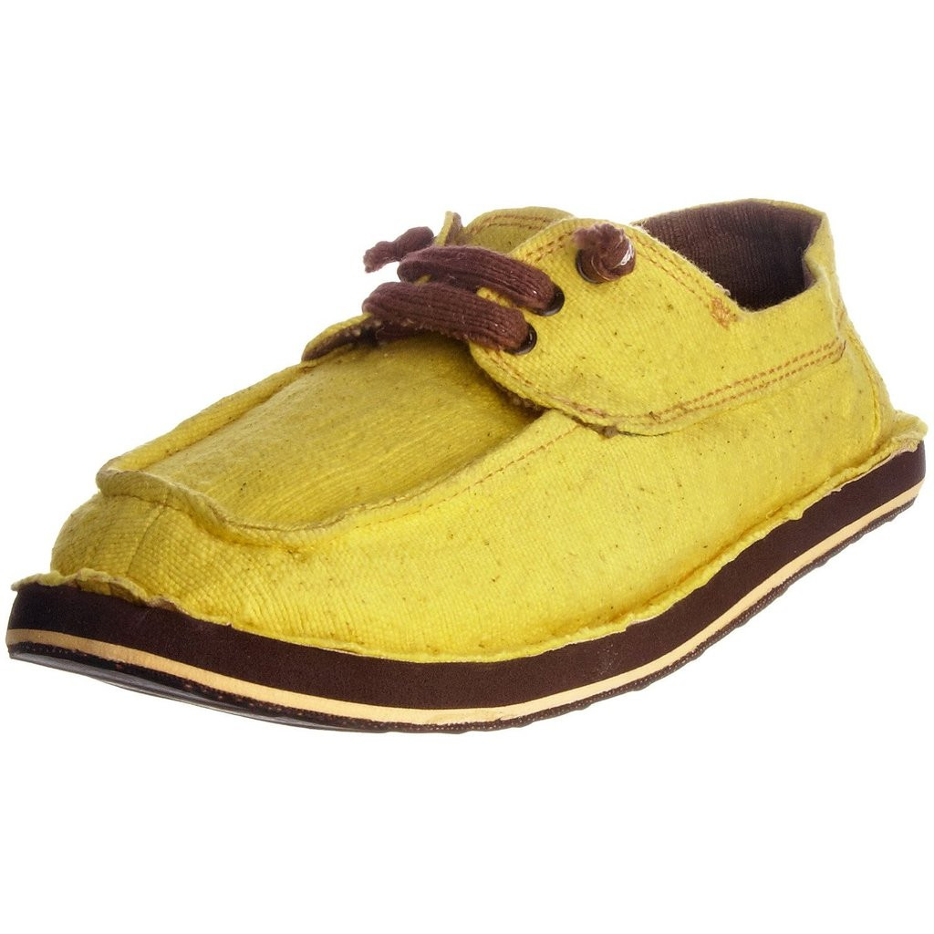 *非洲鞋風格輕鬆表現:soleRebels最原生的Riff Core帆船鞋! 2