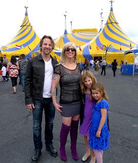 Matinee at Cirque du Soleil - Ovo