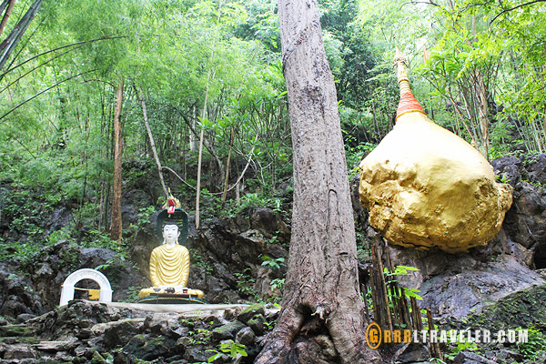 mon ethniic minority of myanmar, golden rock burma thailand