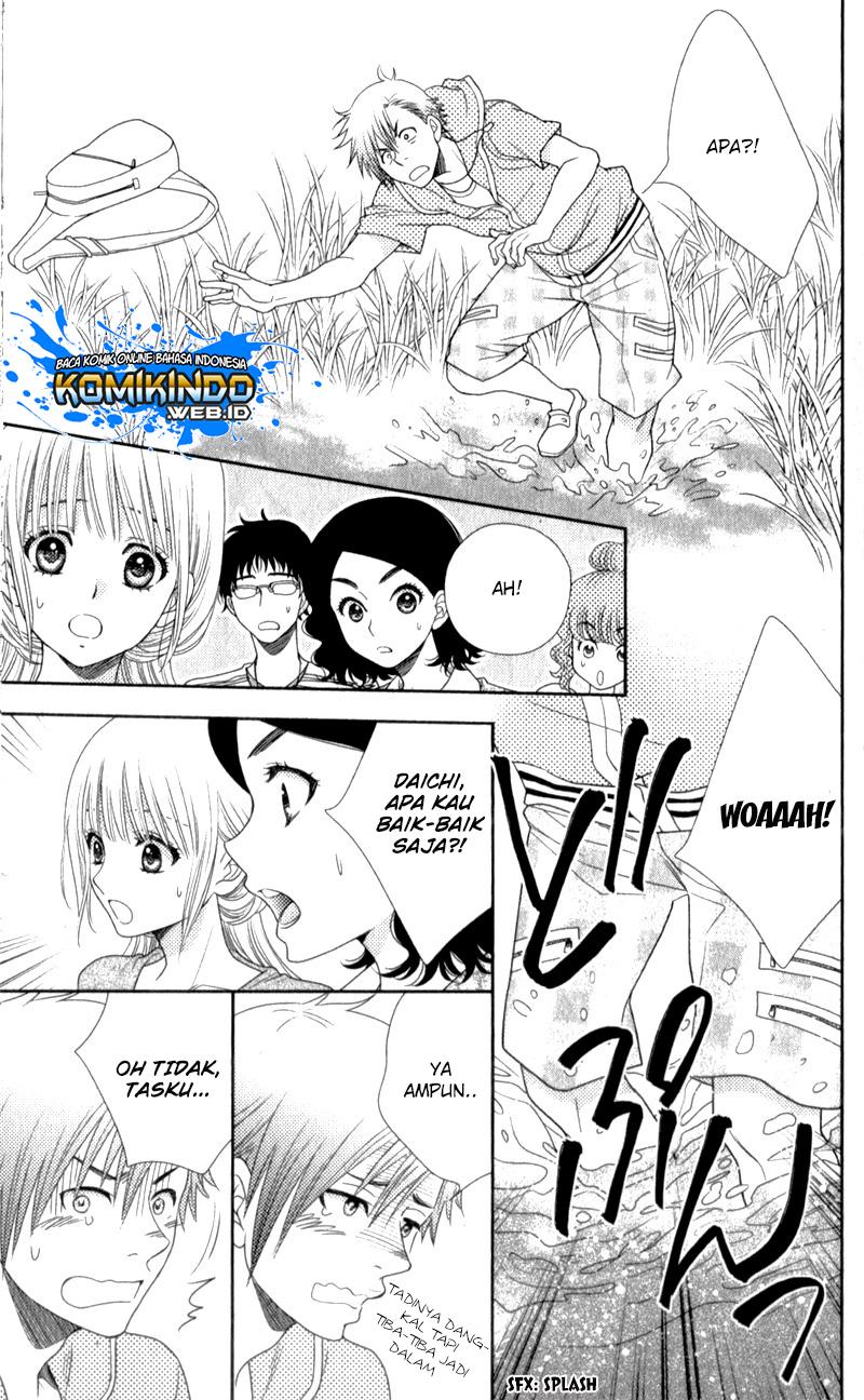 Nanoka no Kare: Chapter 15 - Page 18