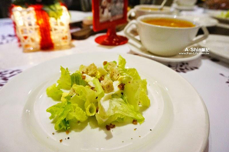 台中義大利式餐廳-聖娜朵義式食尚-3