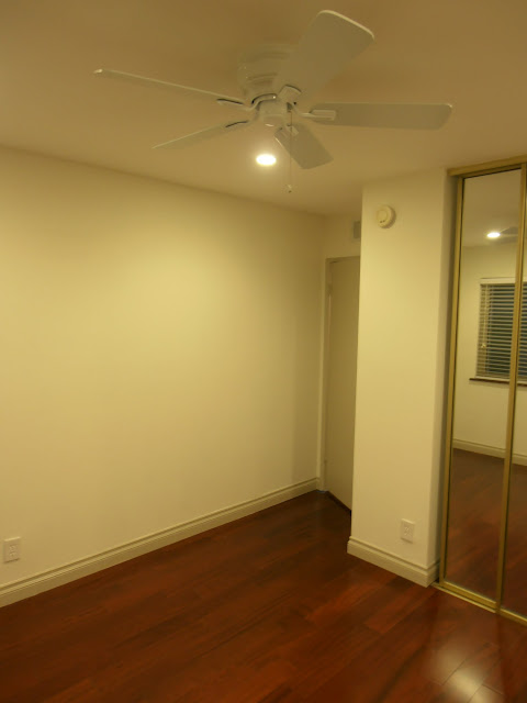 Bedroom 2 with recessed lighting and ceiling fan